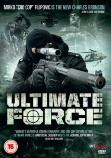 Ultimate Force, DVD
