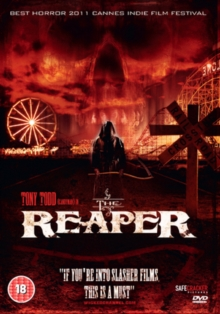 The Reaper, DVD