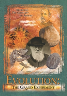 Evolution - The Grand Experiment, DVD