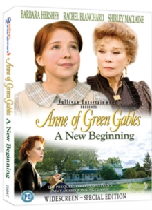 Anne of Green Gables: A New Beginning, DVD