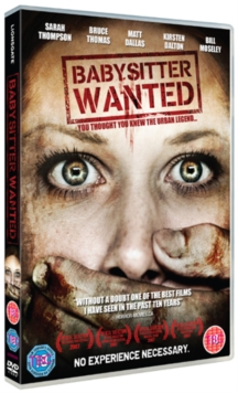 Babysitter Wanted, DVD  DVD