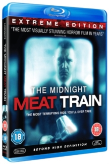 The Midnight Meat Train, Blu-ray