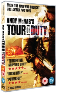 Andy McNab's Tour of Duty, DVD