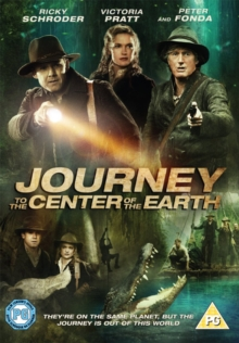 Journey to the Center of the Earth (TV Film), DVD
