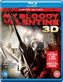 My Bloody Valentine (3D), Blu-ray  BluRay