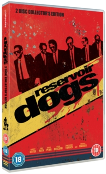 Reservoir Dogs, DVD