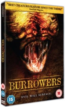 The Burrowers, DVD