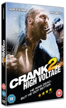 Crank 2 - High Voltage, DVD