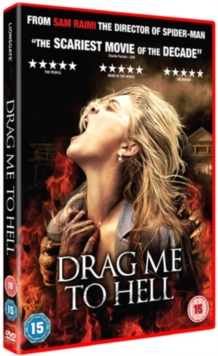 Drag Me to Hell, DVD  DVD