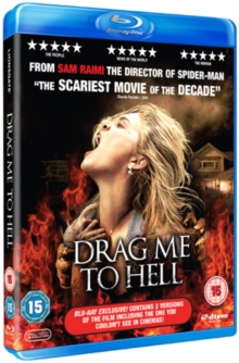 Drag Me to Hell, Blu-ray