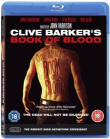 Clive Barker's Book of Blood, Blu-ray