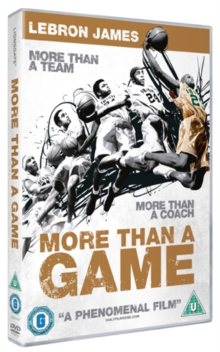 More Than a Game, DVD