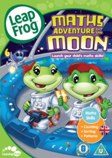 Leap Frog: Maths Adventure to the Moon, DVD