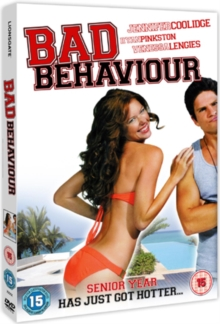 All American Sex Diaries Aka Bad Behaviour, DVD