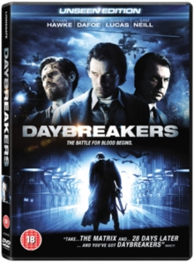 Daybreakers, DVD  DVD