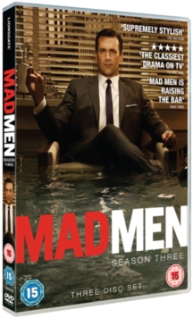 Mad Men: Season 3, DVD