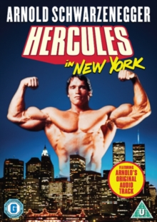 Hercules in New York, DVD