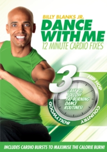 Billy Blanks Jr: Dance With Me - 12 Minute Cardio Mixes, DVD  DVD