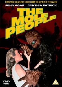 The Mole People, DVD