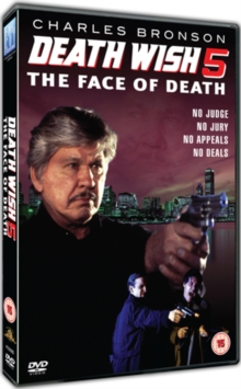 Death Wish 5 - The Face of Death, DVD  DVD