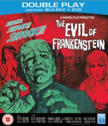 The Evil of Frankenstein, DVD