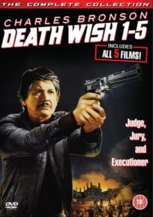 Death Wish 1-5, DVD