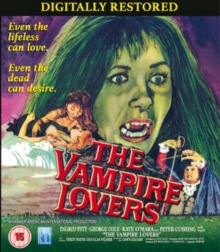 The Vampire Lovers, Blu-ray