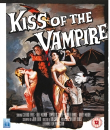 Kiss of the Vampire, Blu-ray
