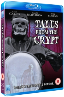 Tales from the Crypt, Blu-ray