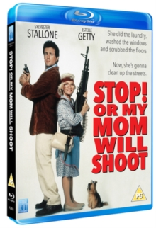 Stop! Or My Mom Will Shoot, Blu-ray