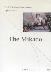 The Mikado: D'Oyly Carte Opera Company, DVD