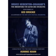 Ged Brockie and the New Arts Festival Orchestra: Five Innovations, DVD  DVD
