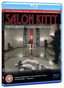Salon Kitty (Director's Cut), Blu-ray