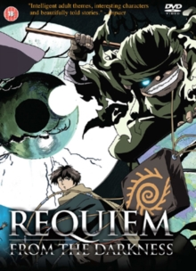 Requiem from the Darkness: Volumes 1-4, DVD