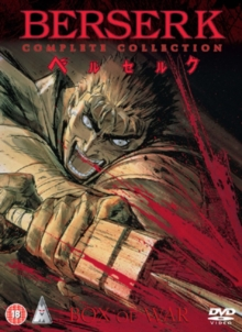 Berserk: Volumes 1-6, DVD