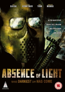The Absence of Light, DVD