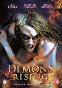 Demons Rising, DVD