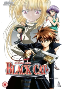 Black Cat: Complete Collection, DVD