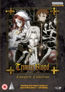 Trinity Blood: Complete Collection, DVD