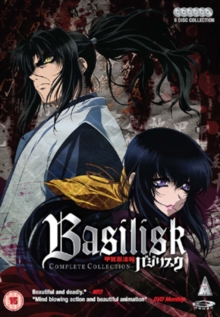 Basilisk: Complete Collection, DVD  DVD