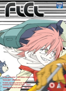 FLCL: Collection, DVD  DVD
