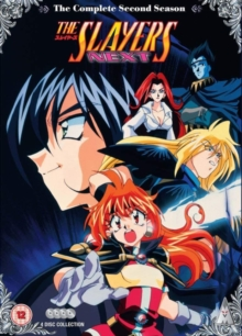 The Slayers - Next: Volumes 1-4, DVD