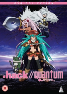 Hack//Quantum Collection, DVD  DVD