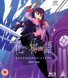 Bakemonogatari: Part 1, Blu-ray