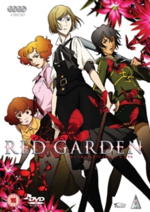 Red Garden: Complete Collection, DVD