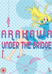Arakawa Under the Bridge: Season 1, DVD
