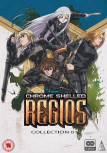 Chrome Shelled Regios: Collection 1, DVD