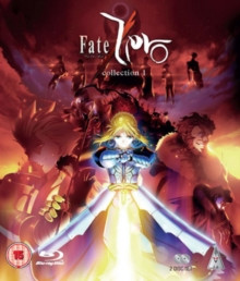 Fate Zero: Collection 1, Blu-ray  BluRay