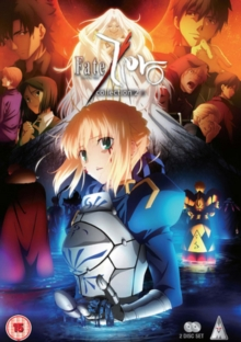 Fate/zero: Collection 2, DVD  DVD