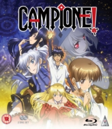 Campione!: Collection, Blu-ray